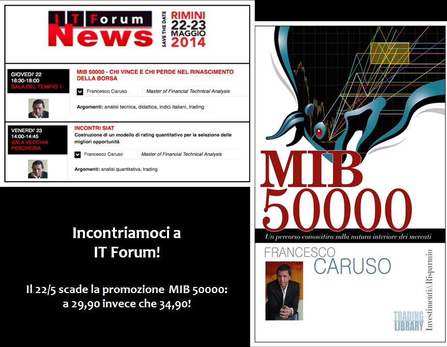 ITForum2014 e MIB50000